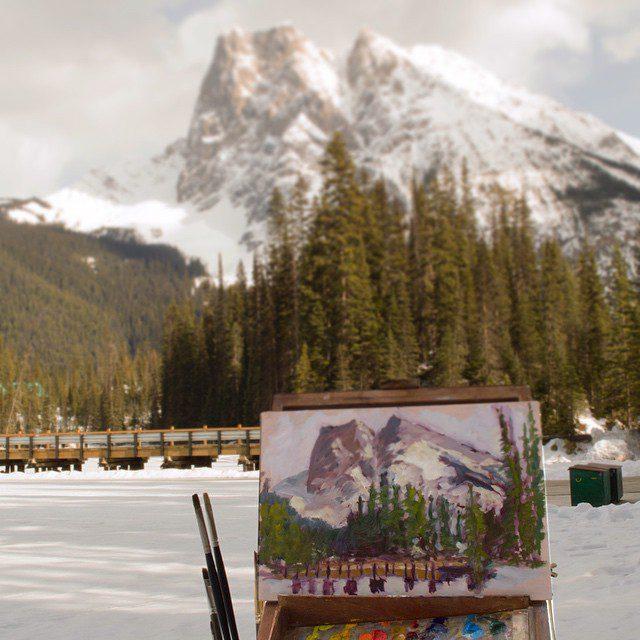 Emerald Lake Mountain