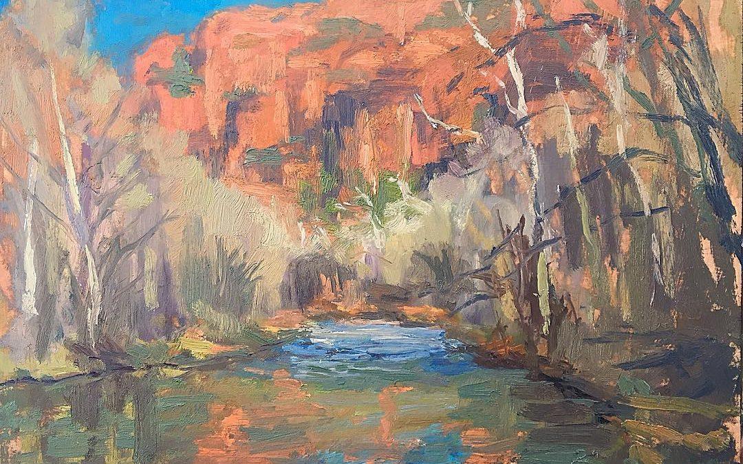 Sedona River
