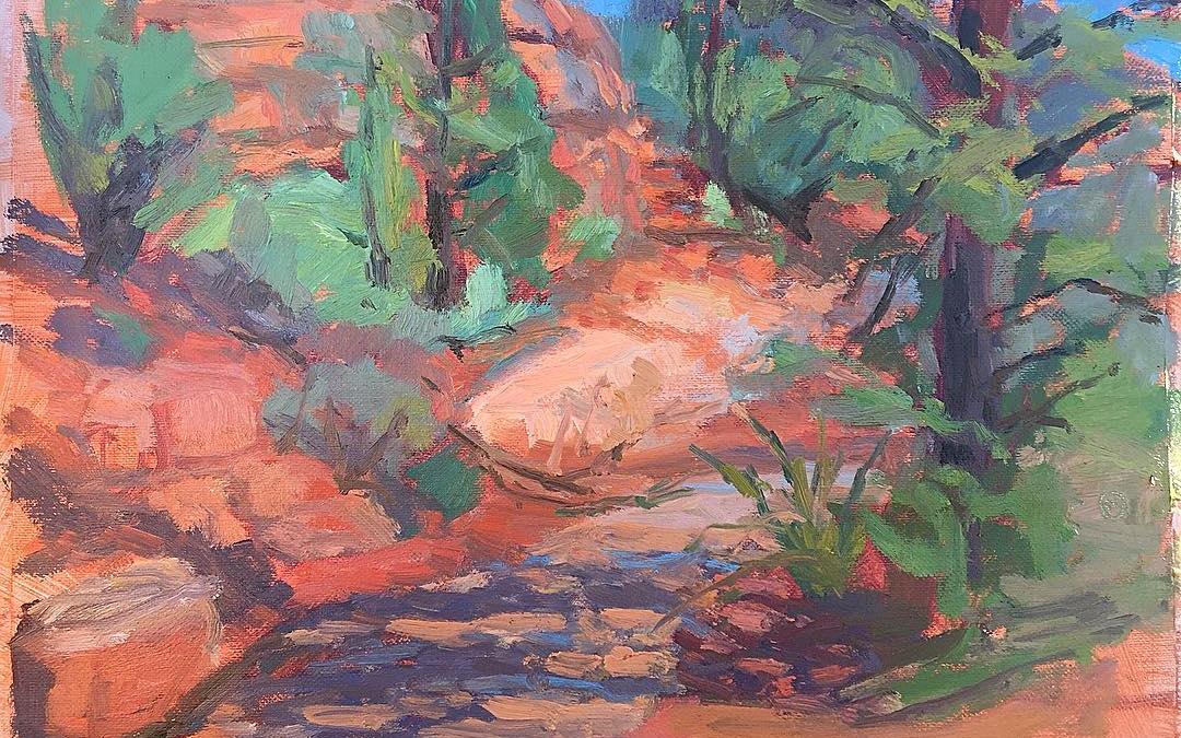 Baldwin trail, Sedona