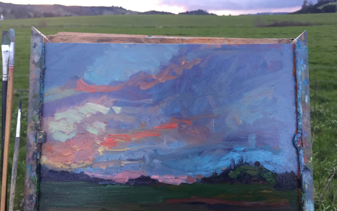 Bodega Sunset