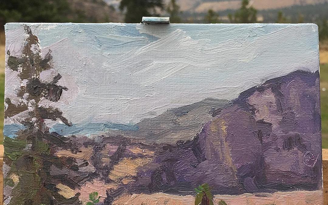 Northern View sketch
