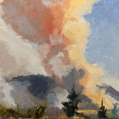 Eagle Bluff Fire 2019