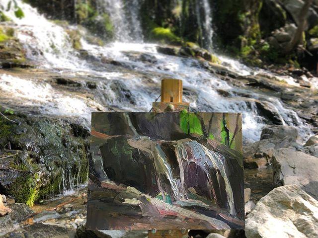 Naramata Falls deux